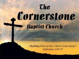 090508Cornerstone_Baptist