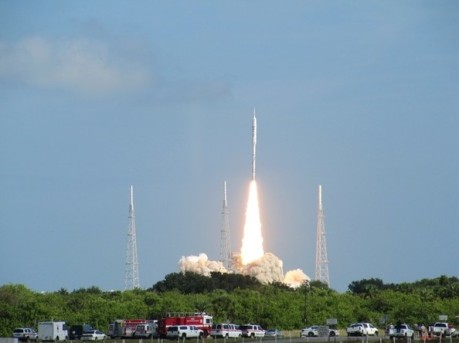 091028ares_launch