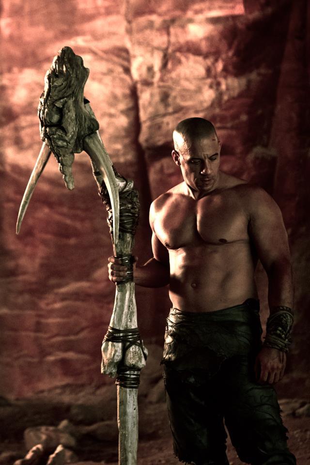 Riddick Reihenfolge