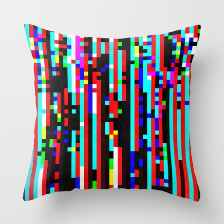 benjamin berg glitch pillow 2