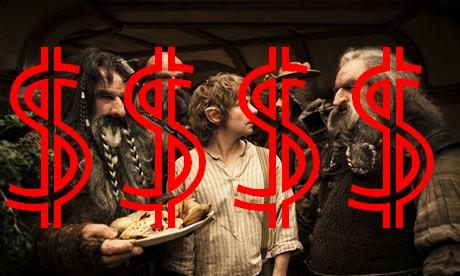 hobbit dollars