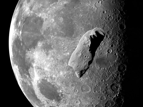 asteroidenmond