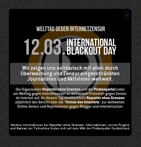 internet blackout day