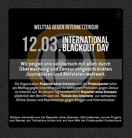 internet blackout day