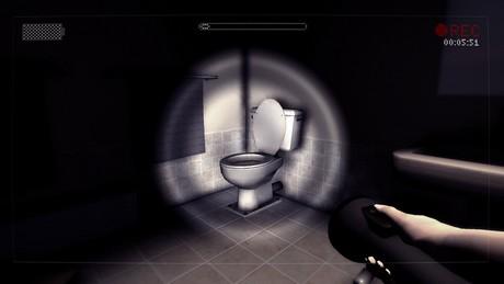 slender toilet