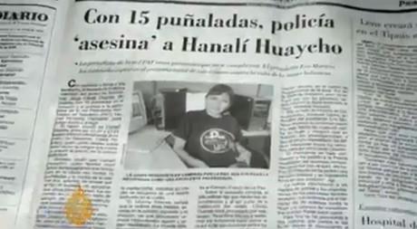 bolivien tageszeitung