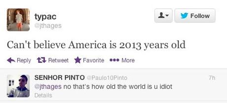 america vs the world