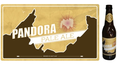 nick fillis pandora light ale