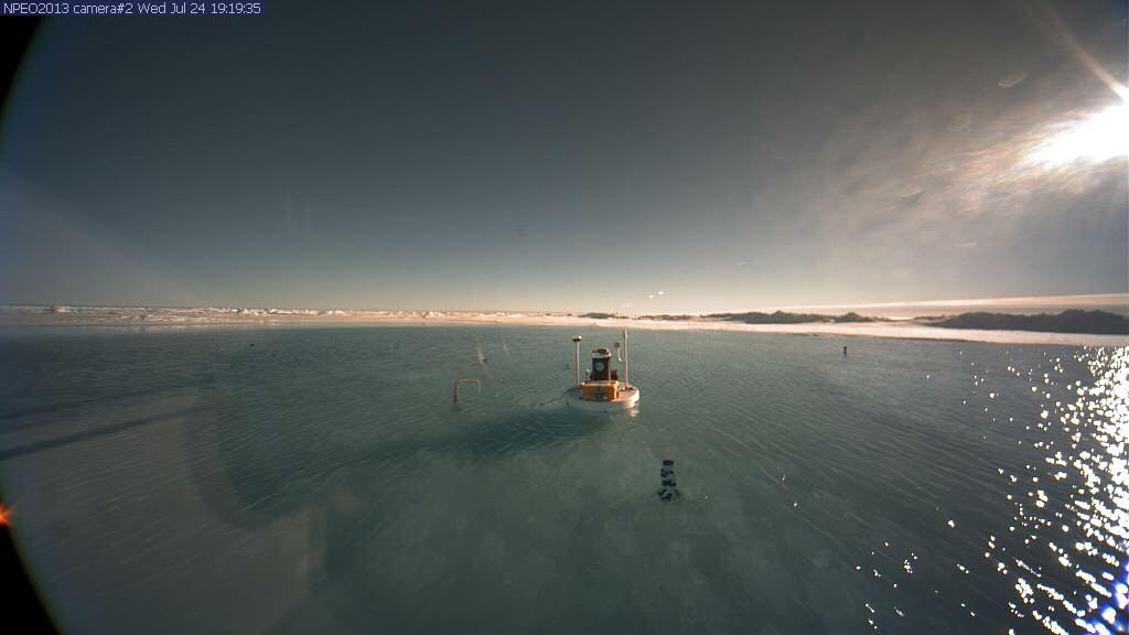 Der Nordpol ist gerade ein See | 11k2