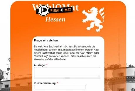 wahlomat hessen landtagswahl 2013