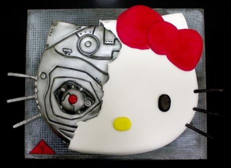 Hello Kitty Terminator 2