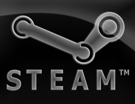 steam logo 460