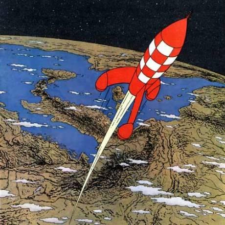 tintin_rocket