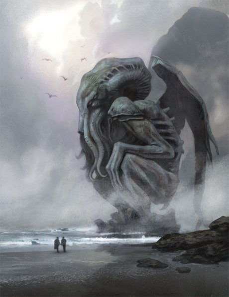 cthulhu_in_the_mist_by_nathanrosario-d85lpd0