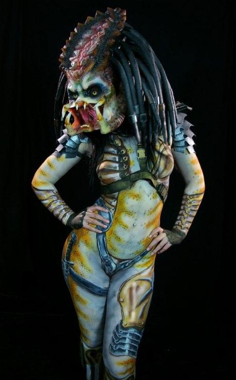 predator cosplay 1