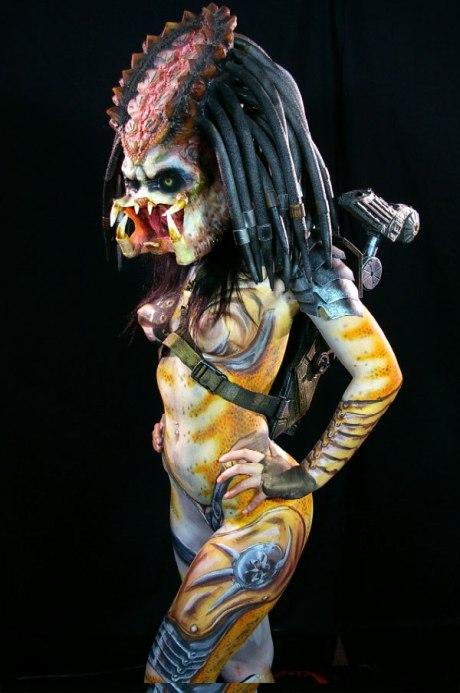 predator cosplay 2