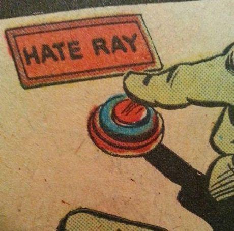 hateray