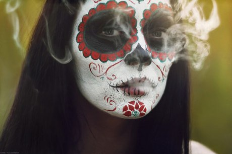 Kate Toluzakova dia-de-los-muertos-mexican-make-up-8