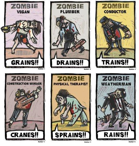Zombies mix