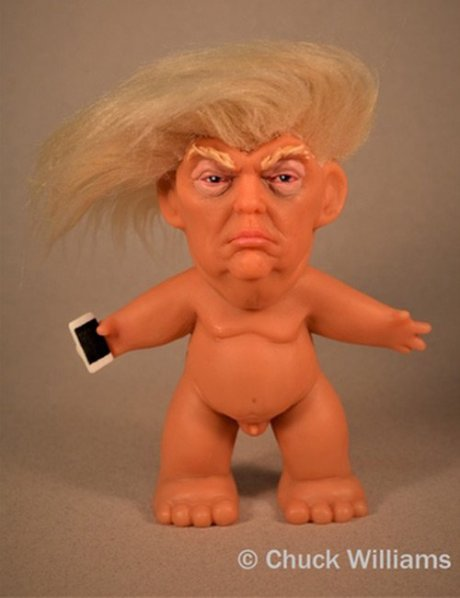 trumptrolldoll